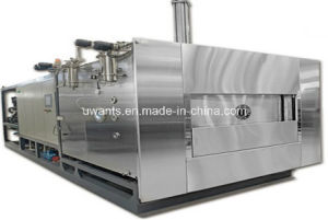 Vacuum Freezing Machine with Feeding System pictures & photos