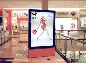 High Quality Aluminum Advertising Light Boxes pictures & photos