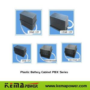 Plastic Battery Cabinet (PBX Series 1-2PCS 38-200AH) pictures & photos