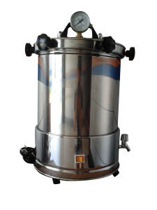Yx280A-18L Portable Stainless Steel Autoclave Sterilizer Equipment pictures & photos