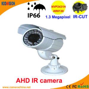 50m IR Weatherproof 1.3 Megapixel Ahd Camera pictures & photos