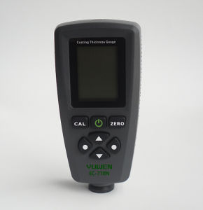 Ec-770n N Probe Panit Coating Thickness Meter Digital Gauge 1300um pictures & photos