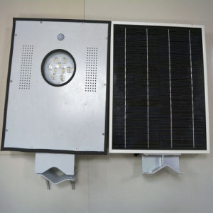 8W Integrated Waterproof Solar Street Light pictures & photos