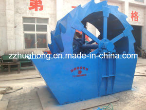 New Sealing Structure Wheel Sand Washing Machine for Sale pictures & photos