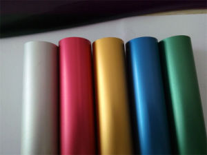 6061 T6 Aluminum Tube Anodized Aluminum Piping pictures & photos