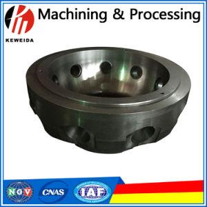 Precision Customized CNC Compressor Parts pictures & photos