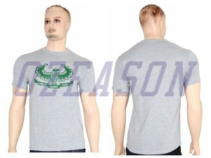 Ozeason Custom Plain Sublimation Polyester T-Shirt pictures & photos