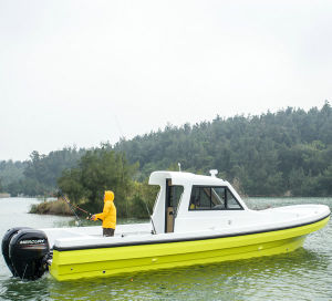 18FT Fibergalss Small Fishing Boats for Sales pictures & photos