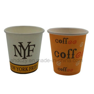 fashion Sayle 6oz Disposable Paper Cup Buyers pictures & photos
