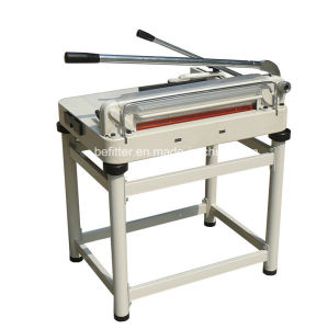 Yg-868 A4 Manual Guillotine Stack Paper Cutter Machine pictures & photos