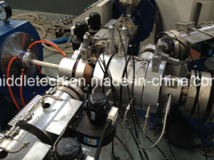 Pipe Production Line- PE Jacket Pipe Production Line pictures & photos