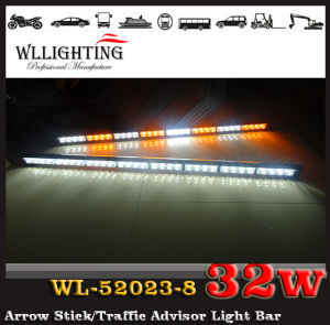 Dual Color LED Traffic Emergency Directional Warning Lights pictures & photos
