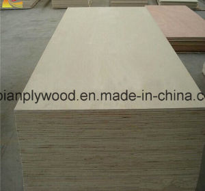 Tropical Hardwood Core Keruing Plywood for Container Flooring pictures & photos