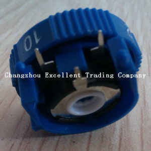 Rotary Potentiometer for Control Applications in Industrial Machines pictures & photos
