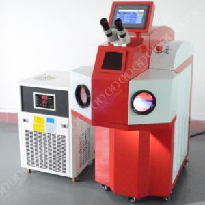The Best Quality Conventional Jewelry Laser Spot Welder pictures & photos