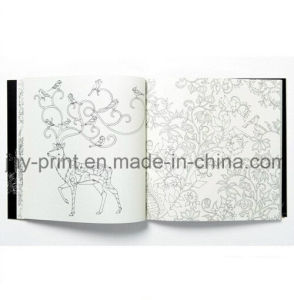Child /Adult Painting Coloring Book Printing Service (jhy-340) pictures & photos