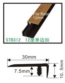 What Is Laminate Flooring Made Of china 8mm laminate flooring f end made in waterproof pvc - china