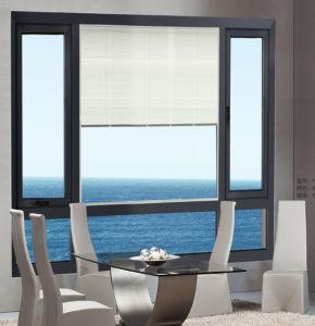 Heat Insulation Thermal Break Aluminum Channel Window pictures & photos