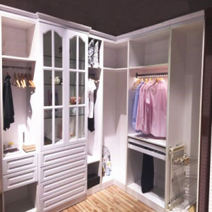 2015 Fashion Modern Wardrobe Wardrobe (Wr-07) pictures & photos