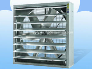 Made in China 380V Exhaust Fan Application in Greenhouse pictures & photos