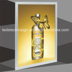 Advertising Equipment Aluminium Profile for LED Light Box pictures & photos