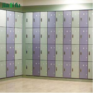 Compact Laminate Changing Room Lockers pictures & photos