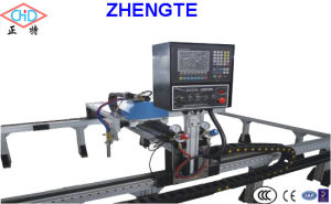 CNC Gas Cutting Machine Plasma Cutting Machine with Ce Certificate pictures & photos