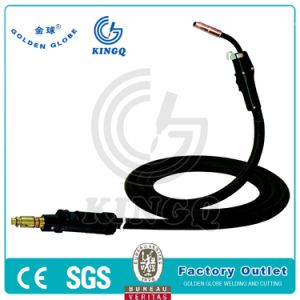 Advanced Technology CO2 Soldadura Wire MIG Welding Torch for Tweco pictures & photos