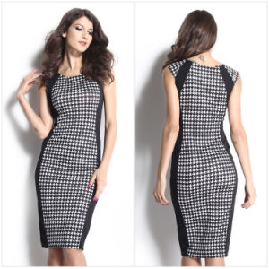 Summer New Arrival Fashion Women Bodycon Pencil Dresses pictures & photos