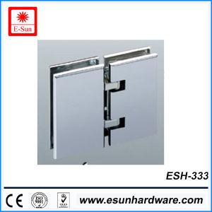 Hot Designs Bathroom Shower Door Glass Hinge (ESH-333) pictures & photos