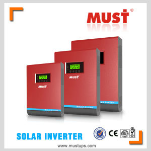 PV1800 LCD+LED Display High Efficiency Hybrid Solar Inverter pictures & photos