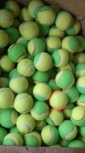 Hot Sale Cheapest Color Tennis Ball pictures & photos