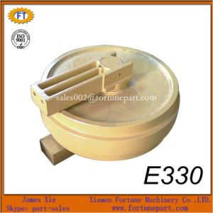 Heavy Equipment Excavator Dozer Undercarriage Front Idler Pulley for Caterpillar pictures & photos