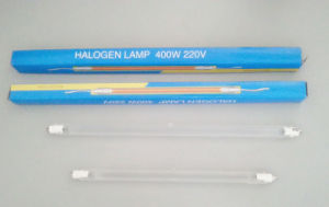 Halogen Heating Tube and Heating Element Electrical Infrared Heat Lamps pictures & photos
