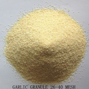 Dehydrated Garlic Granule From Jinxiang Factory pictures & photos