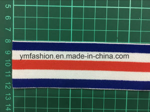 Custom High Elasticity Polyester Woven Elastic Tape for Underwear Ym-1111 pictures & photos