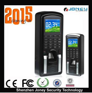 2.4 Inch TFT Display Fingerprint RFID Card Door Access Control with Wiegand26/34 pictures & photos