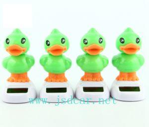 Solar Car Accessories Ornament Duck (JSD-P0072) pictures & photos