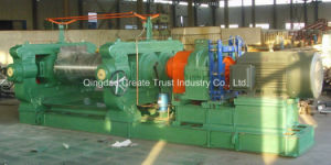 New High Quality Level Rubber Twin Roll Mill with Ce Standards pictures & photos