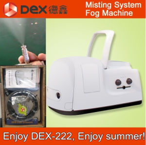 1.5L/Min Dex-222 New Mist Cooling System, Fog Machine with CE