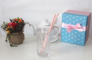 Paper Drinking Straw, Birthday Party Straws pictures & photos