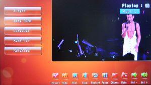 Karaoke Player With DVD Player (KV-800K)