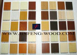 Melamine MDF Catalogue (Woodgrain 1) pictures & photos
