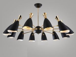 Modern Metallic Chandelier with Muti Shades (WHP-2343) pictures & photos