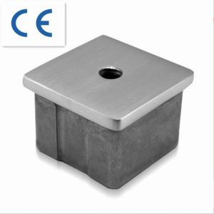Stainless Steel Square Balustrade Components 40X40mm pictures & photos