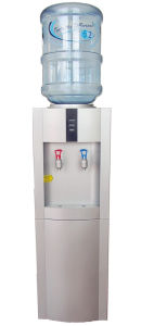 Standing Water Cooler with 16L Fridge pictures & photos
