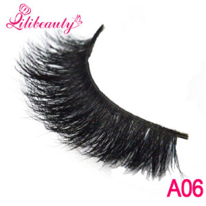 Wholesale Mink Hair Hand Made False Eyelashes pictures & photos
