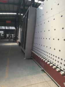 Vertical Automatic Insulating Glass Outside Assembly Flat Press Production Line pictures & photos