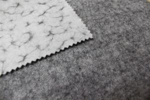 The New Woollen Blended 30%Wool 70%Polyester Fabric pictures & photos