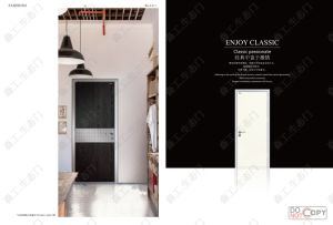 Cheaper Stable Quality Composite Wood Door, Cheaper Wooden Doors Prices pictures & photos